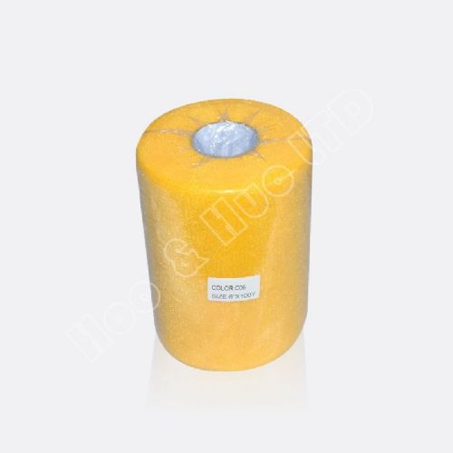 Sun Flower Yellow  Nylon 100 Y